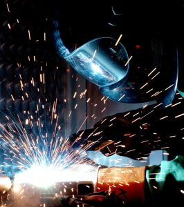 Industry fire