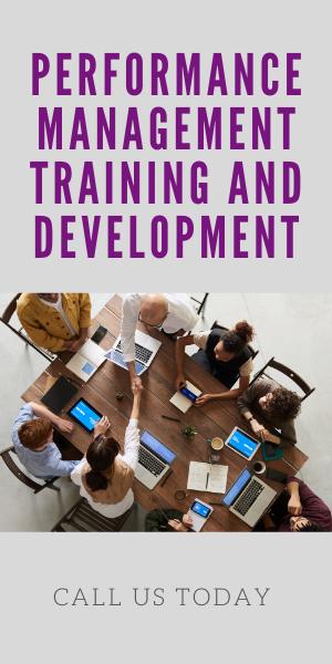 Performance Management Training and development